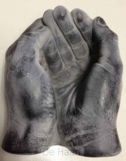 2  handen groot 15cm