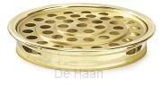 Avondmaal cup tray 40 cups alu/goudkleur