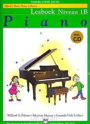 PIANO LESBOEK NIVEAU 1B