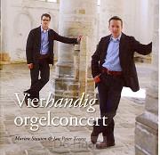 vierhandig orgelconcert