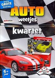 Auto weetjes/kwartet
