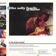 2. The Sally Family (CD)