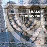 Shalom Chaverin