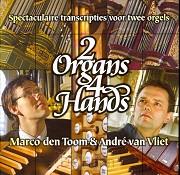 2 organs 4 hands