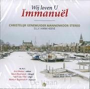 Wij loven U Immanuel