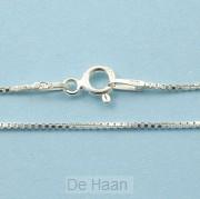 Silver necklace 50cm