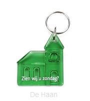 Sleutelh kerk groen zien wij u zondag?
