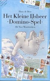 *Kleine ijsbeer domino-spel