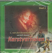 Vertelt mooie kerstverhalen 2 cd