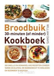 Broodbuik 30-minuten of minder kookboek