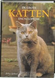 De grote katten encyclopedie