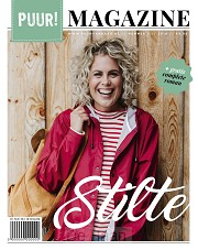 PUUR! Magazine, nr. 2- 2018, incl. Booka