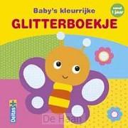 Babys kleurrijke glitterboekje vanaf 1 j