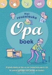 Het reuzeleuke opa boek