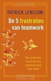 Vijf frustraties van teamwork