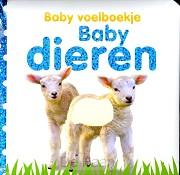Baby voelboekje babydieren