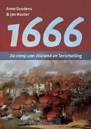 1666 Ramp van Vlieland en Terschelling