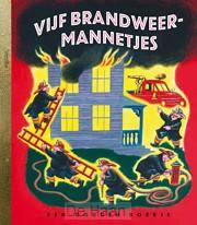 Vijf brandweermannetjes