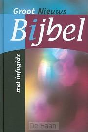 Groot nieuws bijbel met infogids