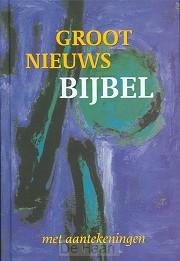 Groot nieuws bijbel met aant + dcb
