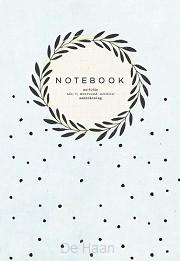 Sestra notebook met inspirerende teksten