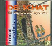Schat in de oude molen luisterboek