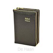 bijbel psalmen, leer, goudsnee, duimgrep