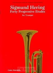 sigmund hering forty progressive etudes