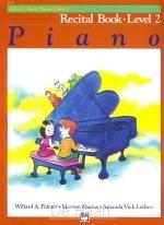 piano recital book deel 2