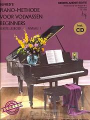 piano methode voor volwassen beginners 1