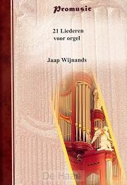 21 liederen voor orgel