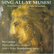 Sing all ye muses