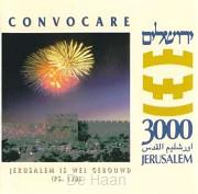 3000 jaar jeruzalem