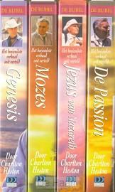 Video bijbel kompleet in box