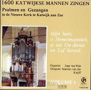 1600 Katwijkse mannen volume 1