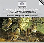 5 organ concertos handel