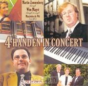 4 handen in concert