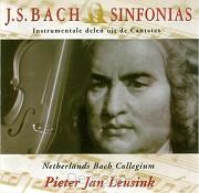 Sinfonias js bach