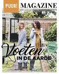 PUUR! Magazine, nr 1 - 2018, incl. Booka