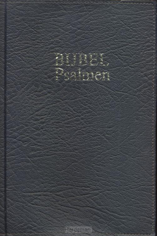 Bijbelomslag BO36 kunstl M21 zwart