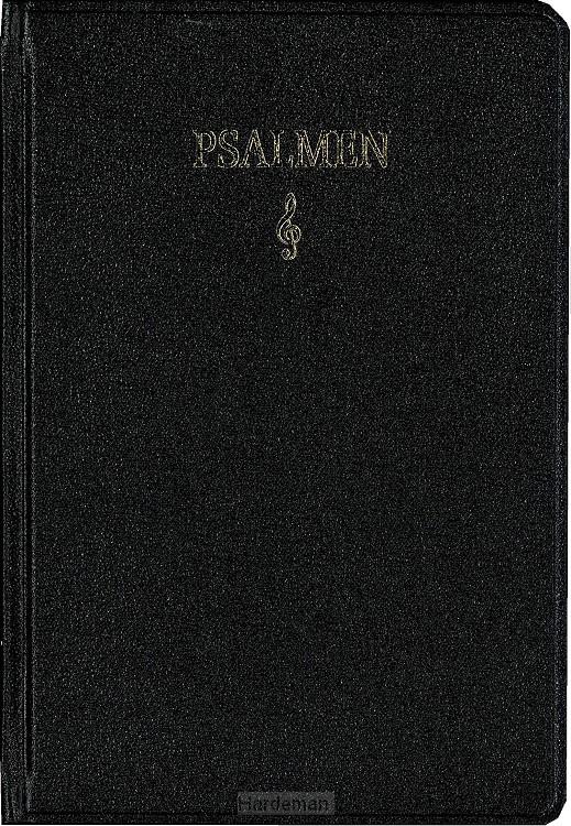 Psalmboek P10 alle verzen hele noten