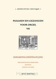 Psalmen en gezangen (VII) voor orgel