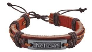 Bracelet set forgiven/believe set2