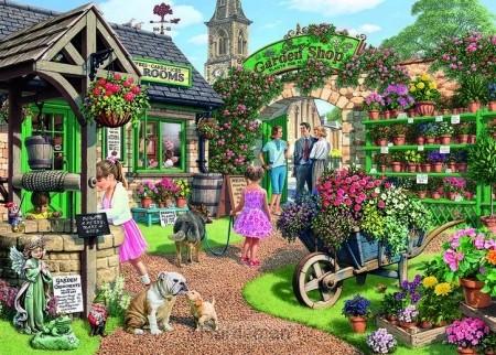 Puzzel Glennys Garden Shop (500 XL)