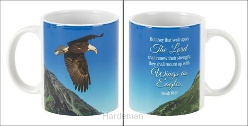 Mug Eagle Isaiah 40:31