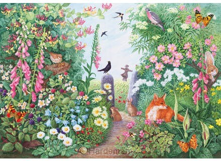 Puzzel Summer Hedgerow - Searle (40)