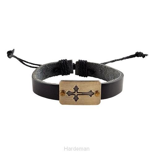 Bracelet cross black