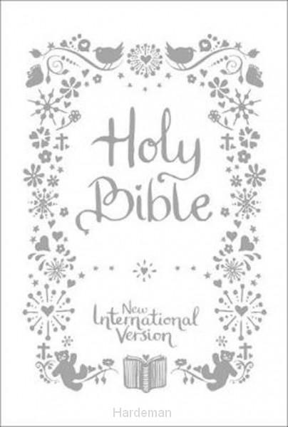 Bible NIV  Tiny white gift  klein 075133