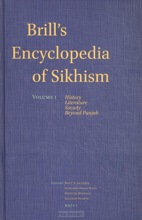 Brill's Encyclopedia of Sikhism