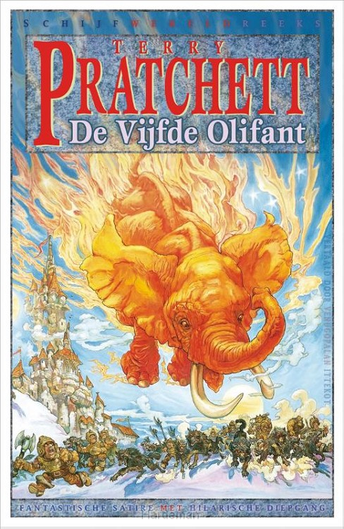 De Vijfde olifant